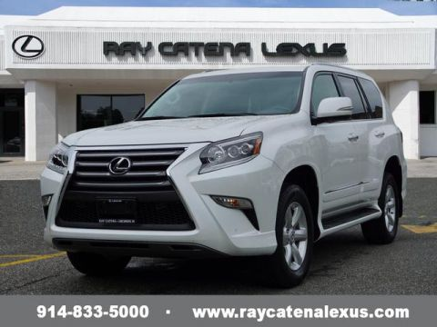 Pre-Owned 2018 Lexus GX 460 Base